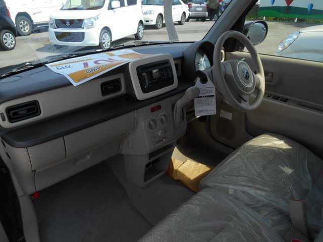 スズキ アルトラパン G 4WD 届出済未使用車