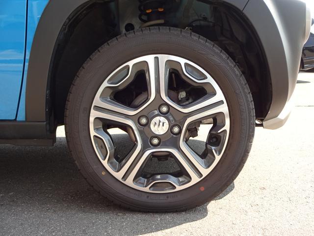 スズキ ハスラー X 4WD 新品ナビTV ハイブリッド レーダーブレーキ