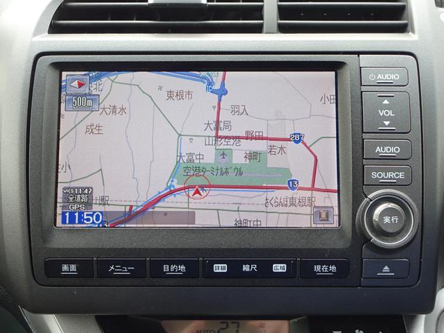 ホンダ ストリーム RSZ HDDナビパッケージ 4WD HID ETC
