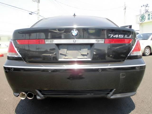 BMW BMW 745Li 社外エアロ 社外21AW