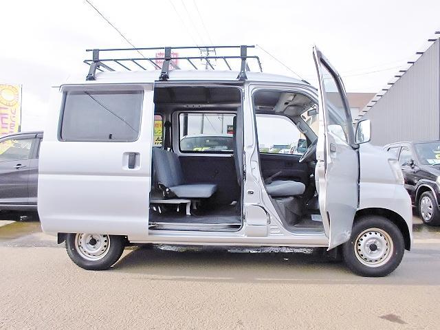 ダイハツ ハイゼットカーゴ DX 切替式4WD エアコン パワステ Tチェーン車