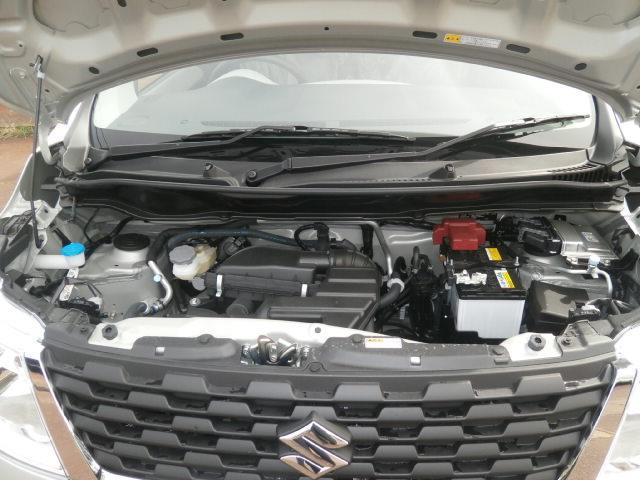 スズキ ワゴンR FX4WDレーダブレーキ登録済未使用車