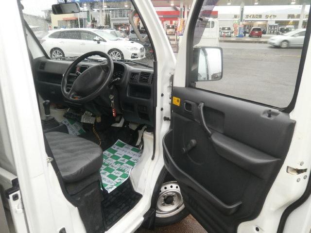 スズキ キャリイトラック 冷蔵冷凍移動販売車4WD