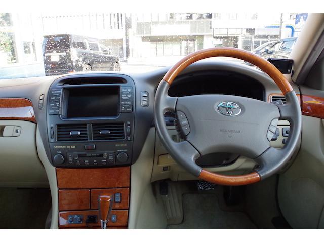 トヨタ セルシオ eR後期 新品TEIN車高調 トラフィックスター SR革