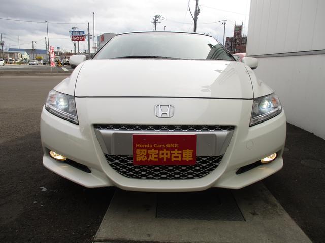 ホンダ CR-Z α 純正HDDナビTVBカメラ 本革シート シートヒーター