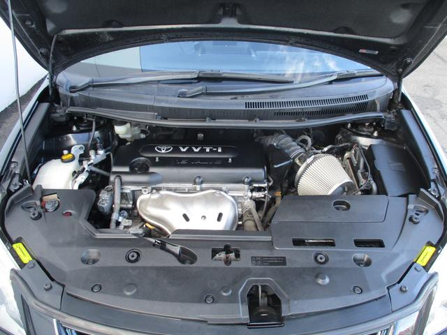 トヨタ ブレイド G HDDナビTVBカメラ WORK18AW RSR車高調
