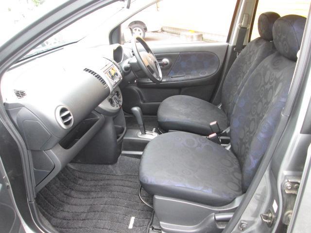 運転席・助手席です。足元も広々とお座りいただけます☆独自ローン有ります!0120−19−1190♪sankyo10@net.email.ne.jp