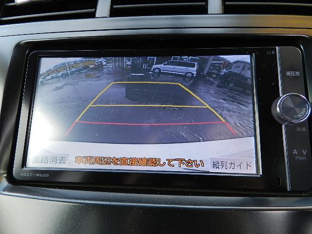 トヨタ プリウスアルファ Sツーリングセレクション 純正ナビ フルセグ バックカメラ