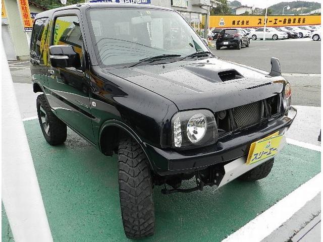 スズキ ジムニー ランドベンチャー 4WDターボ MT5速