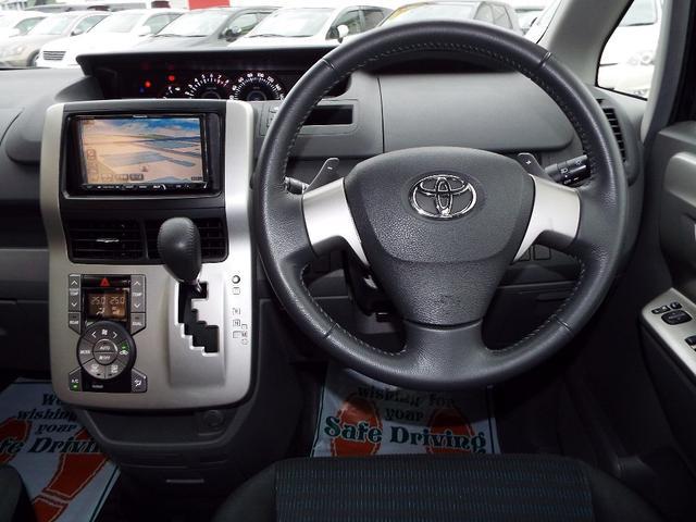 トヨタ ヴォクシー ZS地デジHDDナビ 両側電動ドア 新品19AW 1オーナー