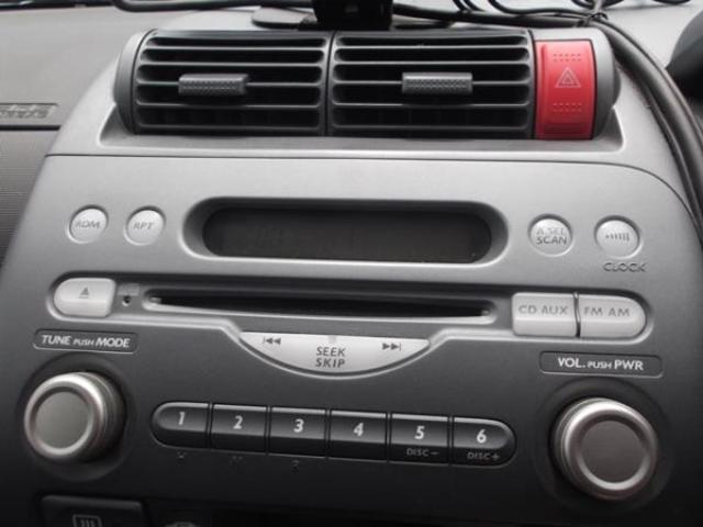 オーディオ付いてドライブも楽しくなります!!