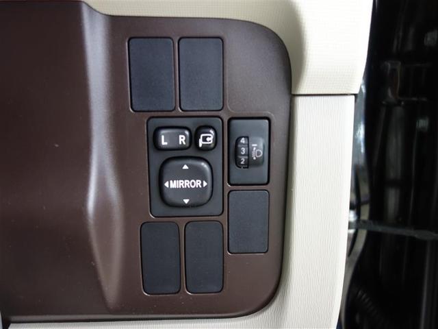 トヨタ パッソ X 純正メモリーナビ ワンセグ バックモニター