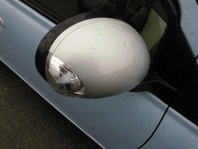 LEDウィンカー付ドアミラー