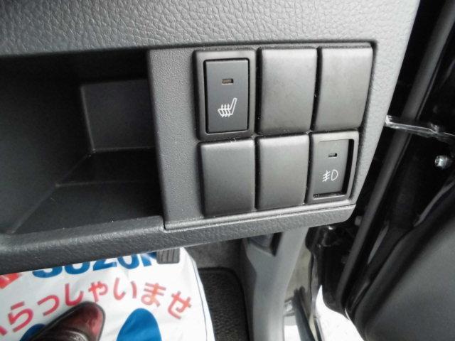 運転席シートヒータースイッチ、フォグランプスイッチ