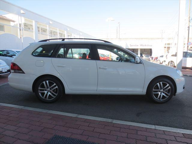 フォルクスワーゲン VW ゴルフヴァリアント TSI コンフォートライン 社外ナビ ETC キセノンライト