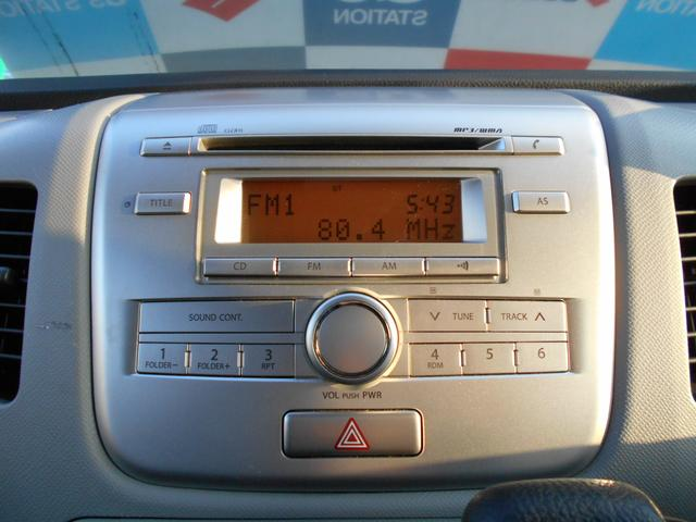 CDプレーヤー[AM/FMラジオ付]