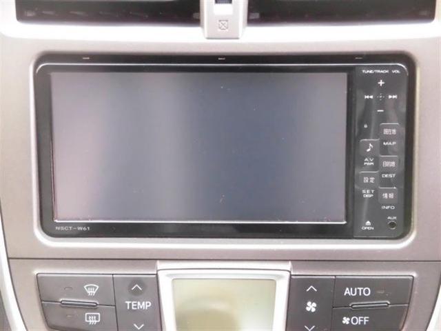 トヨタ ラクティス G 4WD メモリーナビ ワンセグTV