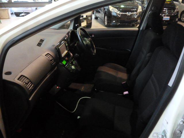 トヨタ ウィッシュ X エアロスポーツパッケージ 1オーナー 社外HDDナビ