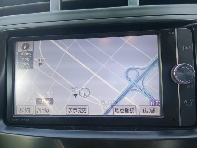 トヨタ プリウスアルファ S 純正ナビTV バックカメラ ワンオーナー