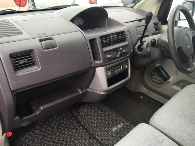 三菱 eKワゴン G 4WD 純正アルミ キーレス スタッドレス