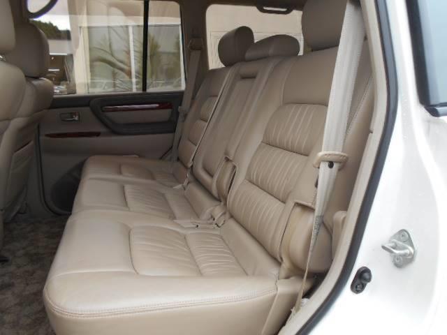 トヨタ ランドクルーザー100 4WD シグナス 誕生50th記念車