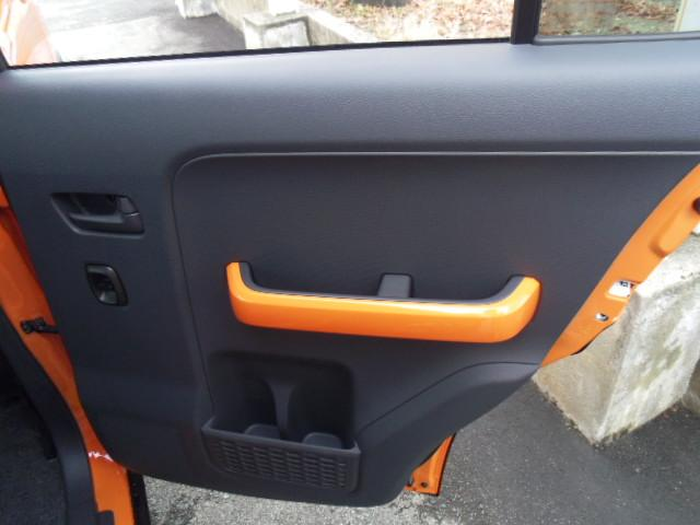 スズキ ハスラー X 4WD届出済未使用車S-エネチャージ横滑り防止装置イモビ