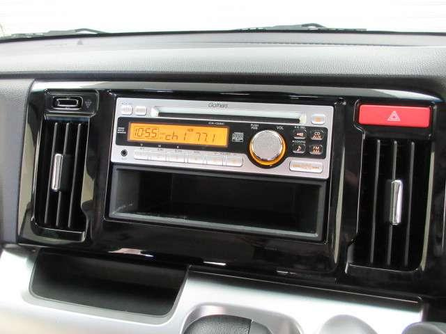 ホンダ N-WGN G・ターボパッケージ 純正CDチューナー付