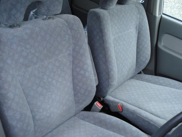 車内シートは綺麗な状態!!是非現車を見に来てください!