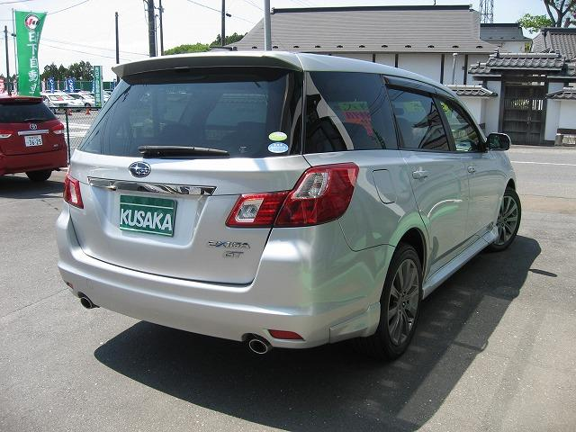 スバル エクシーガ GT 4WD IC付ターボ 純正HDDナビTV Bモニター