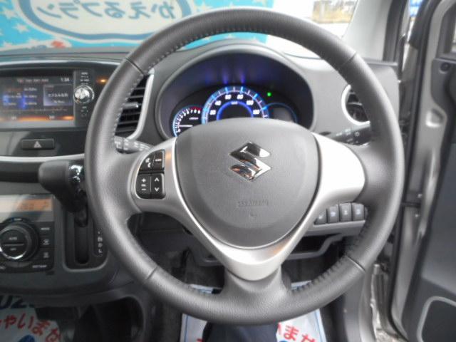 スズキ ワゴンRスティングレー スティングレー X 4型 スマートフォン連携ナビ