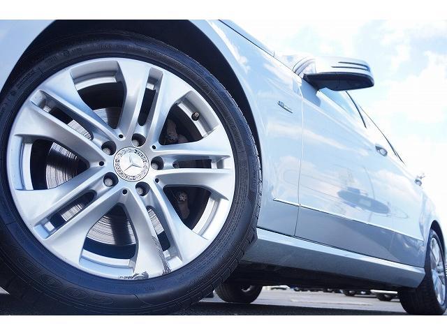 メルセデス・ベンツ M・ベンツ E350 ブルーテック アバンギャルド 黒革 1オーナー車