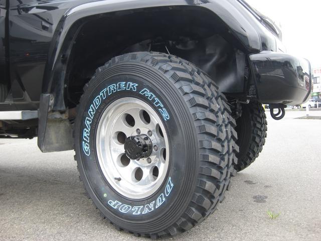トヨタ ランドクルーザープラド SXワイド4WD リフトアップ