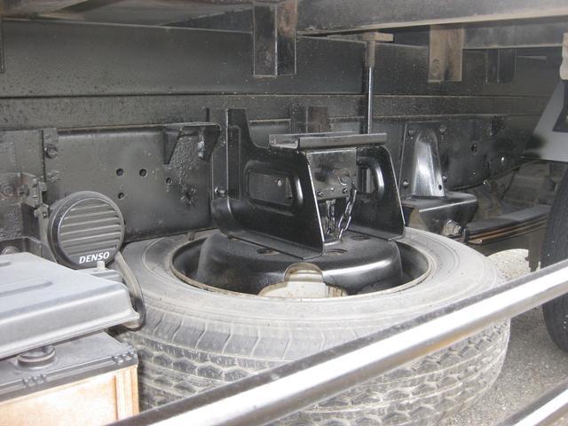 いすゞ エルフトラック アルミバン 4WD