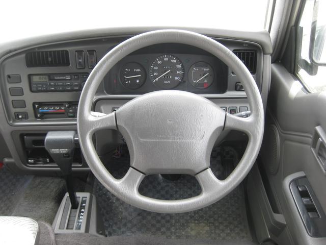 日産 ホーミーバン SロングDX4WDキャンピング車