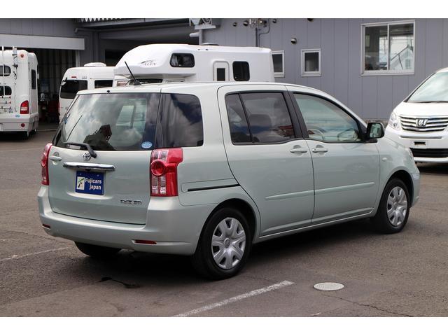 トヨタ ラウム 福祉車輌 ウェルキャブ サイドリフトアップシート