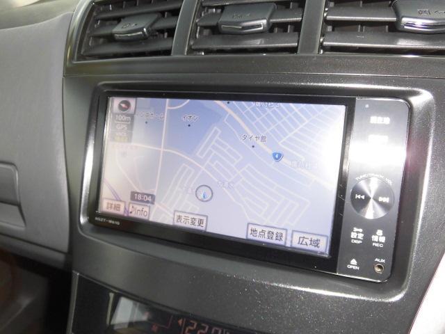 トヨタ プリウスアルファ G 7人乗り SDナビ フルセグTV Bカメラ LEDライト