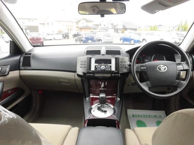 トヨタ マークX 250G Fパッケージ オートライト ETC