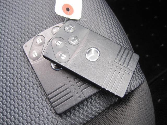 マツダ プレマシー 20S 純正HDDナビ Bカメラ 両側電動ドア カードキー