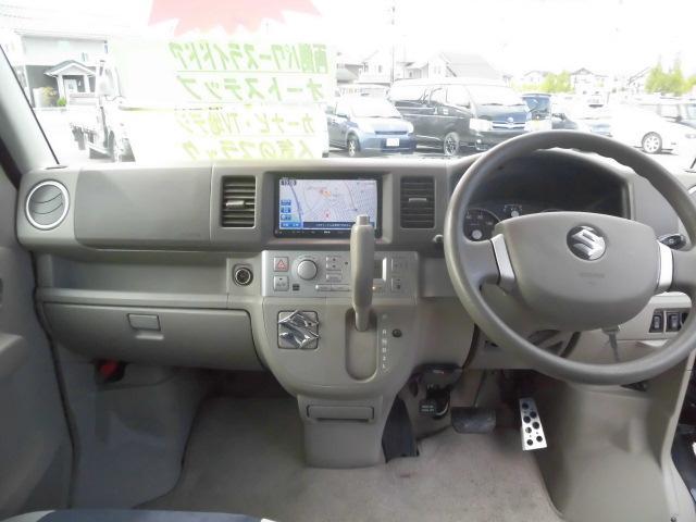 スズキ エブリイワゴン PZターボスペシャル4WD 両側パワースライド カーナビTV