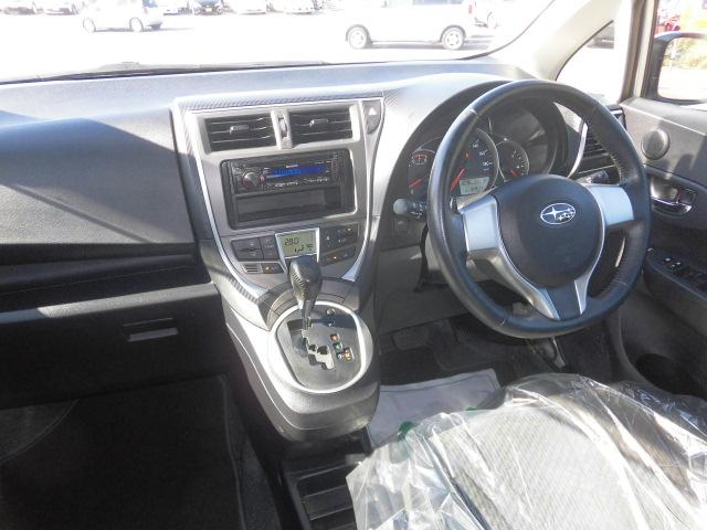 スバル トレジア 1.5i-L 4WD 社外オーディオ スマートキ 社外アルミ