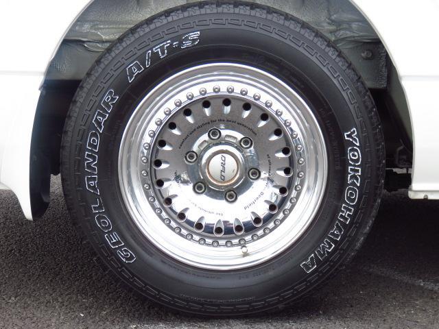 トヨタ ハイエースバン スーパーGL 4WD 3型モデル