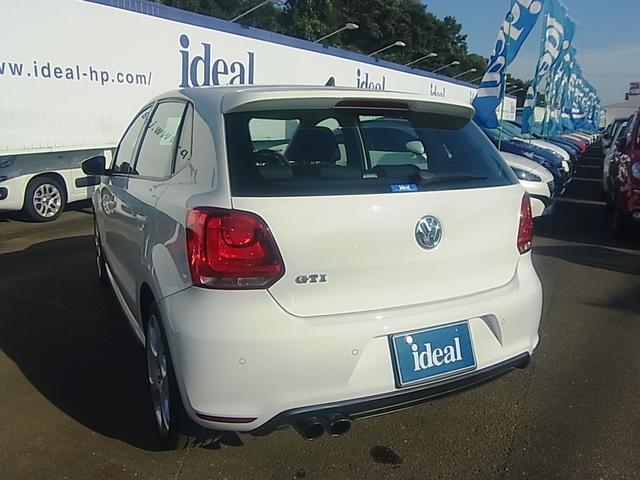 フォルクスワーゲン VW ポロ GTI キセノン バックソナー 2012年モデル