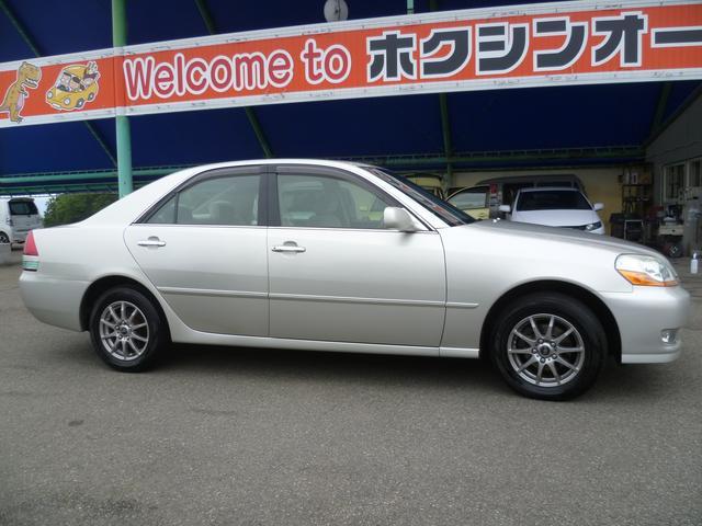 トヨタ マークII グランデG-Four 4WD 社外アルミ パワーシート