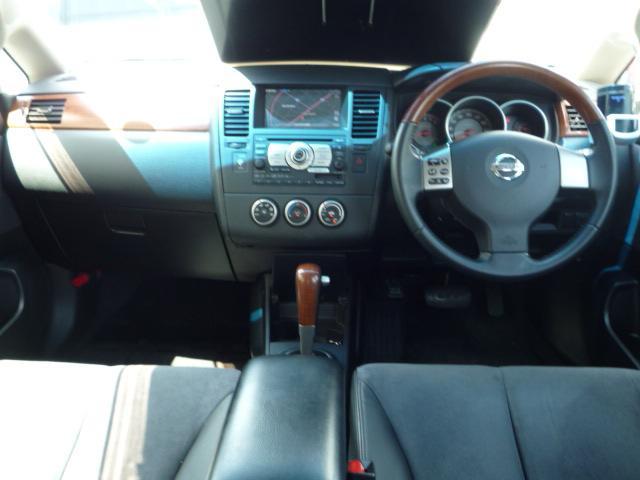 日産 ティーダラティオ 18G スマートキー ナビ