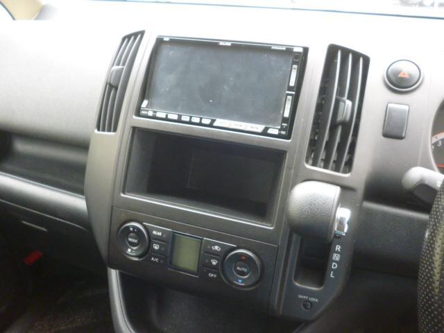 日産 セレナ ライダーS 社外HDDナビDVD再生 社外18インチAW