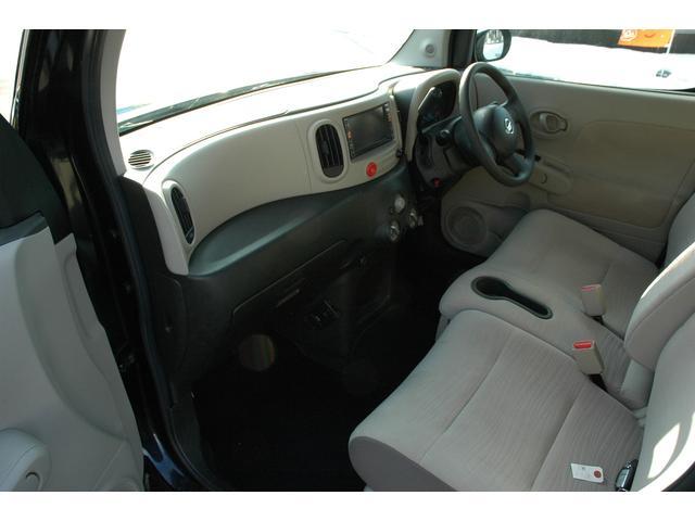 日産 キューブ 15X FOUR Mセレクション 4WD HDDナビ Bモニ