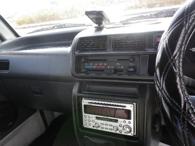 ダイハツ ハイゼットトラック スペシャル 4WD 2インチリフトアップ エアコンパワーステ