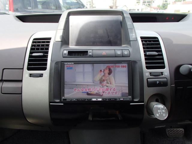 トヨタ プリウス Sツーリングセレクション 地デジTV&HDDナビ ETC