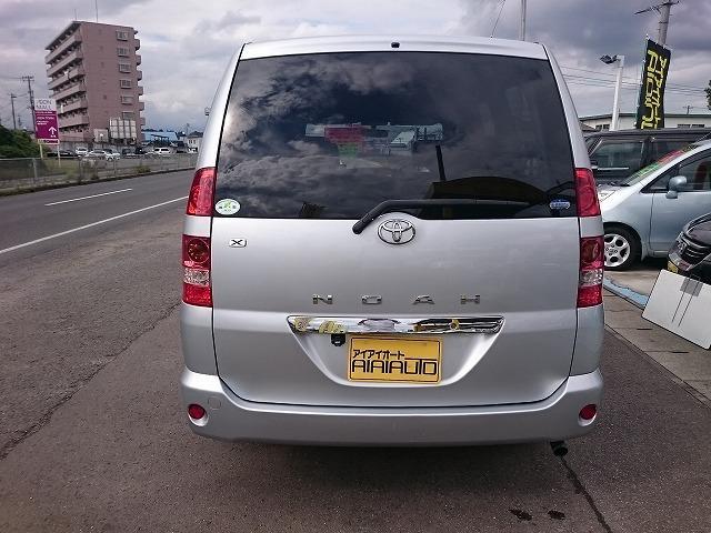 トヨタ ノア X 純正ナビ バックカメラ パワスラ