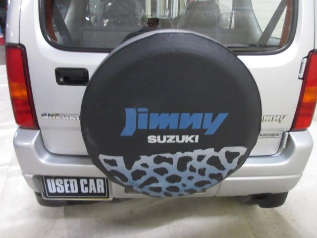 スズキ ジムニー 660XG 4WDターボ